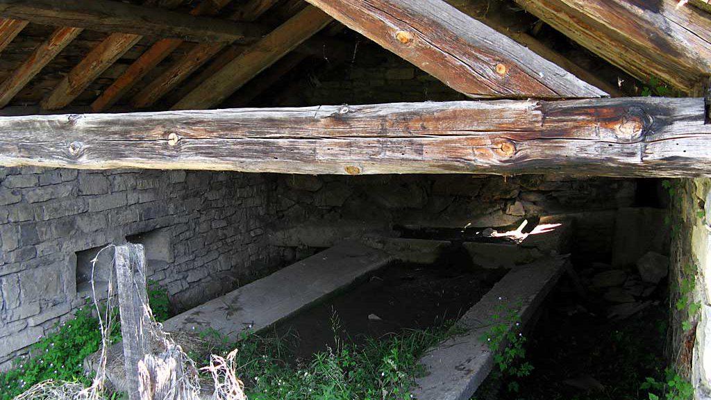 Antiguo lavadero de Sarvisé