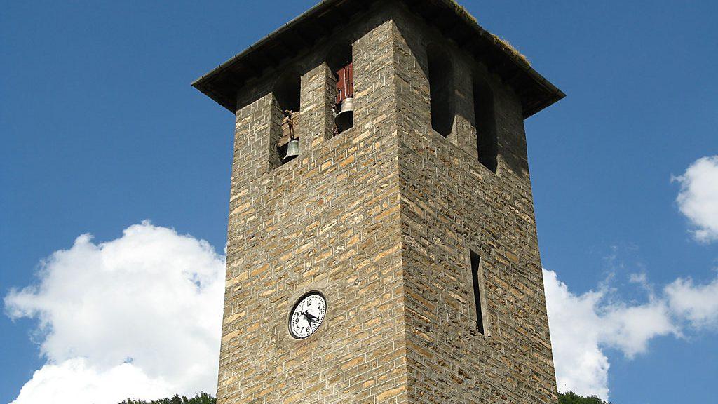 Torre de la Iglesia de Sarvisé