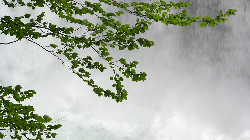 Cascada de la Cueva (Ordesa)