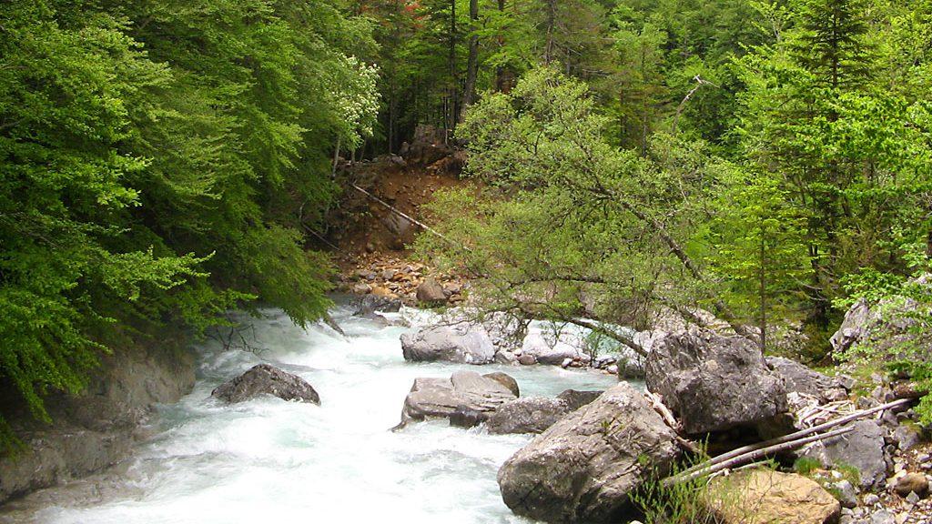 Río Arazas (Ordesa)