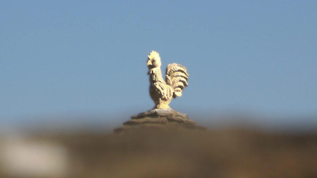 Chimenea (detalle) de Boltaña