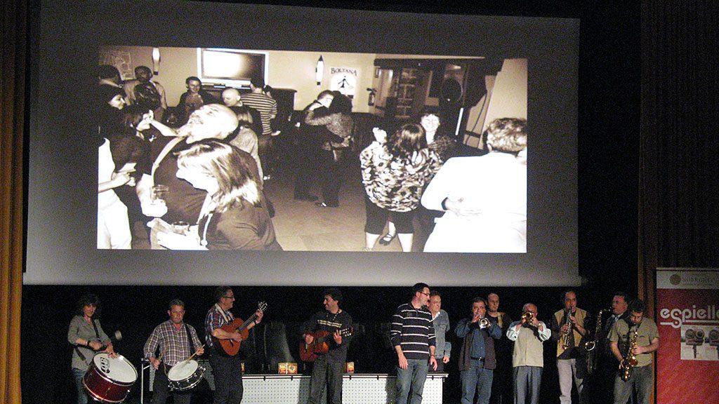 Homenaje a José María Campo en el Festival Espiello (Boltaña)