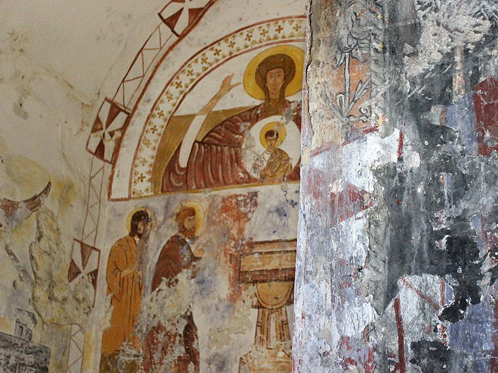 Iglesia de Jánovas