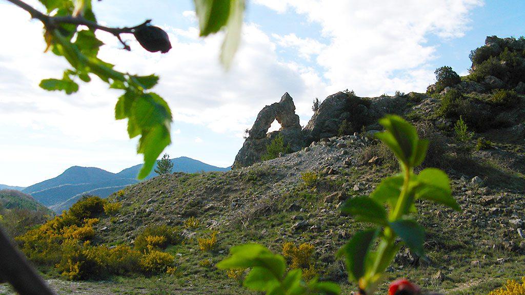 Arco geológico de Jánovas