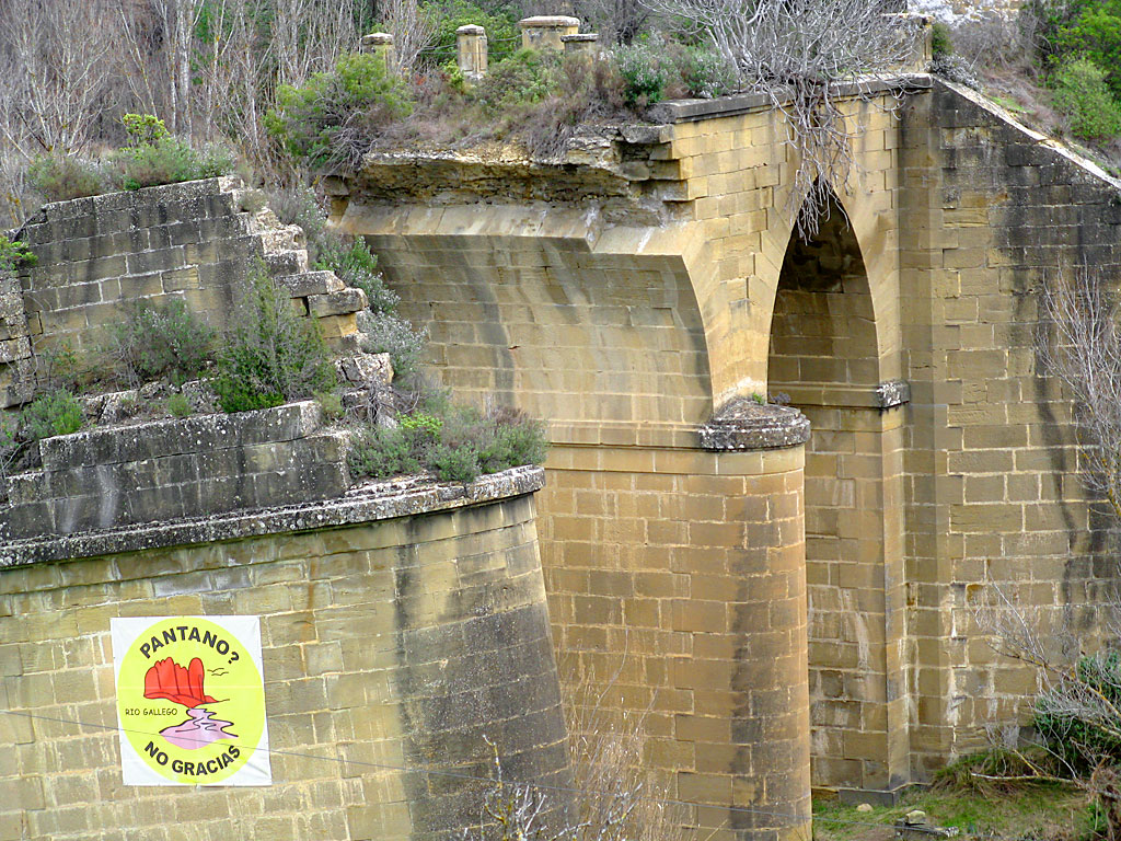 Antiguo puente de Murillo