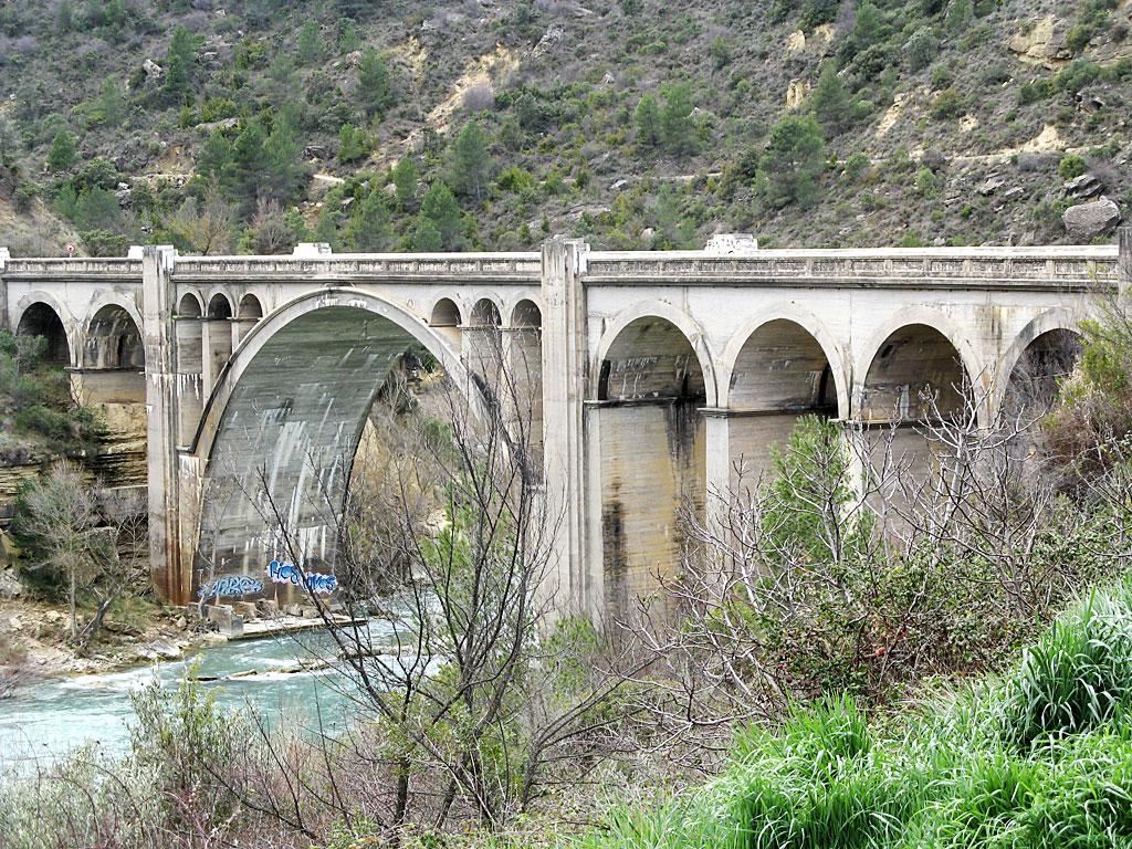 Puente de Murillo de Gállego