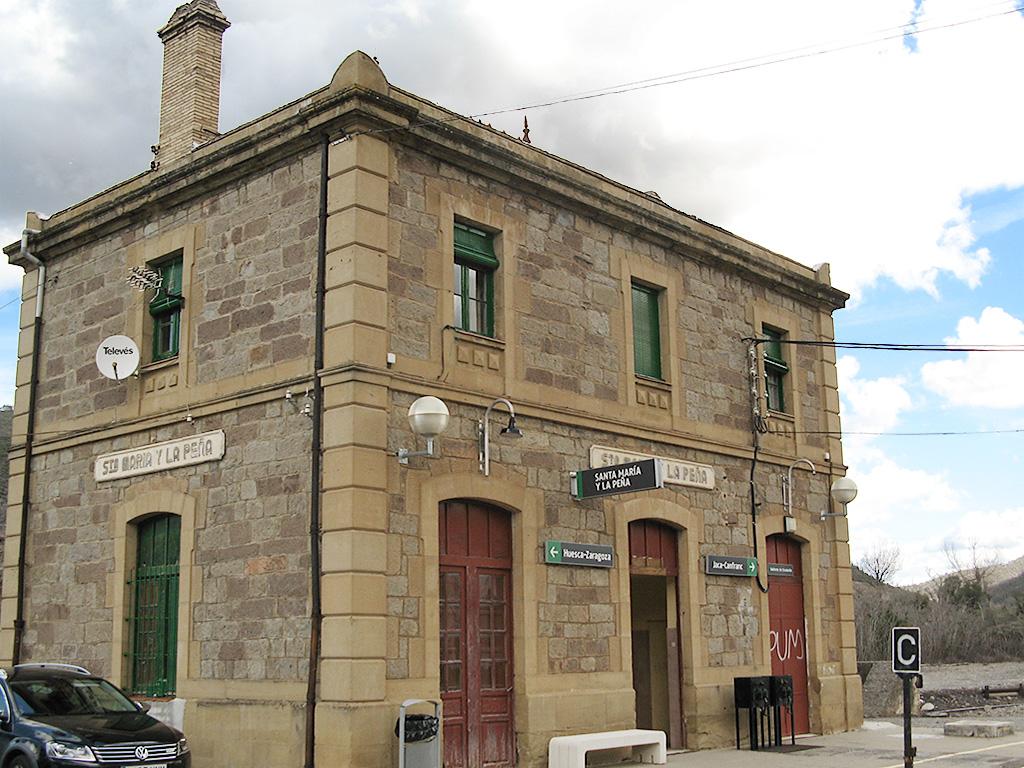 La Peña - Estación