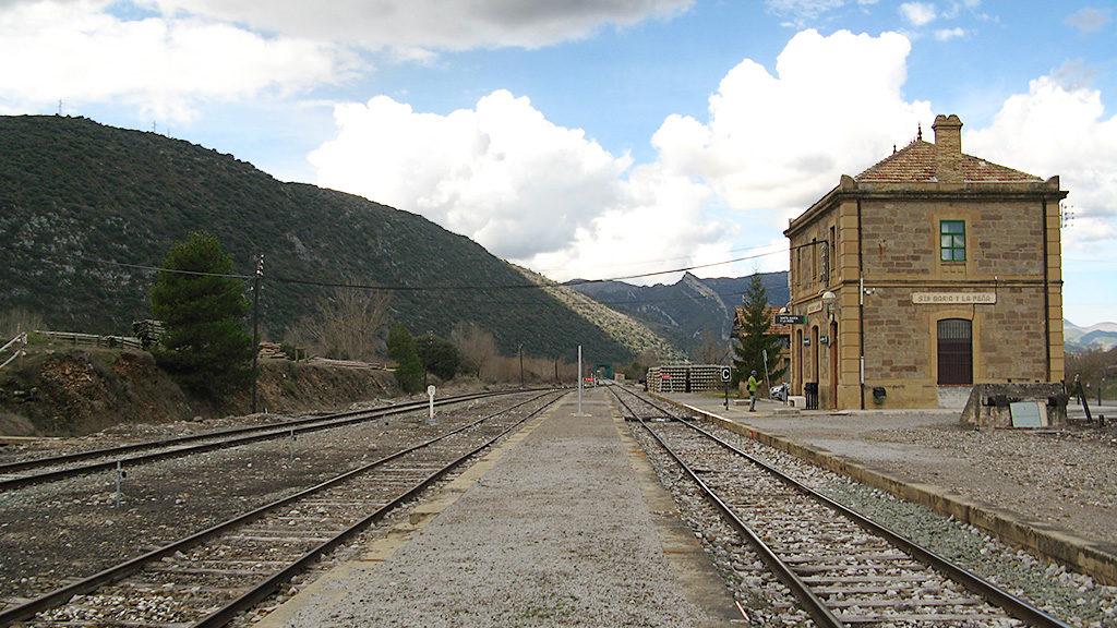 La Peña Estación