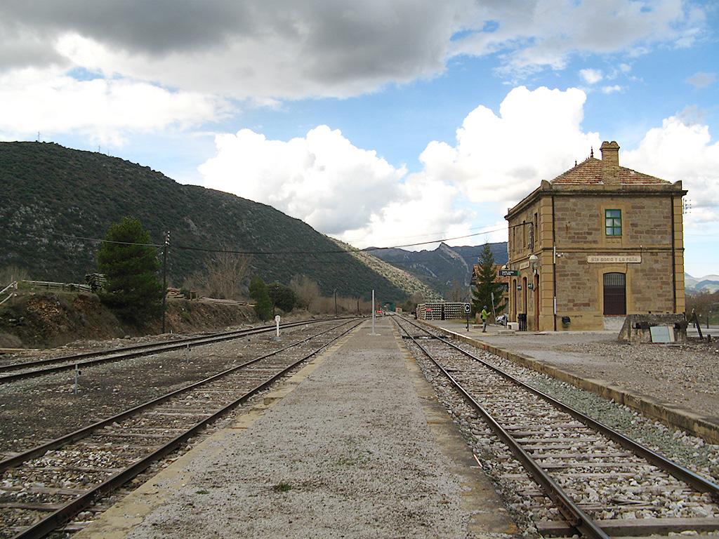 Estación de La Peña