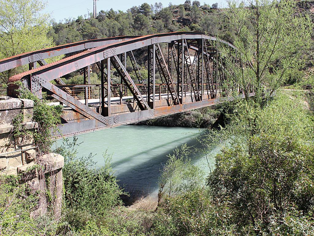 Puente de Santolaria de Gállego