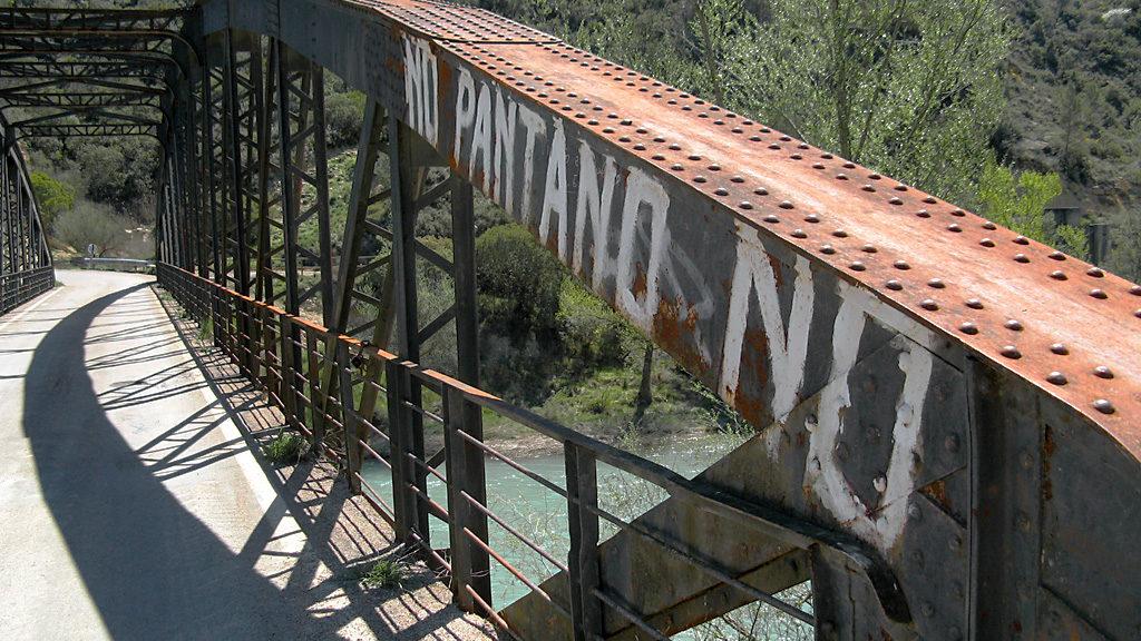 Puente y reivindicación de Santa Eulalia de Gállego