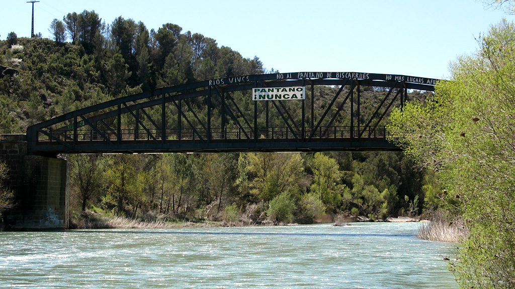 Puente de Santa Eulalia de Gállego