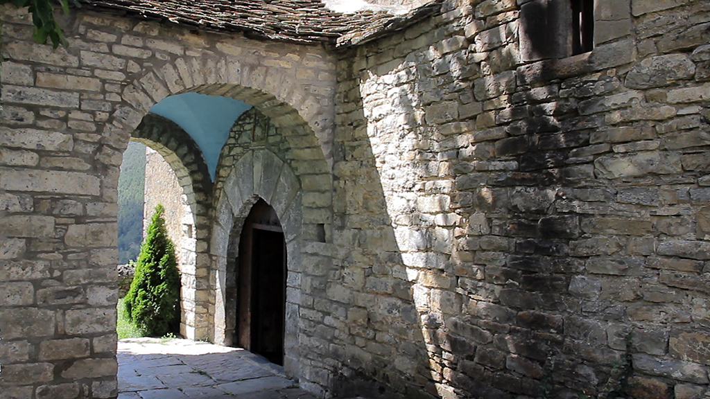 Iglesia de Acumuer