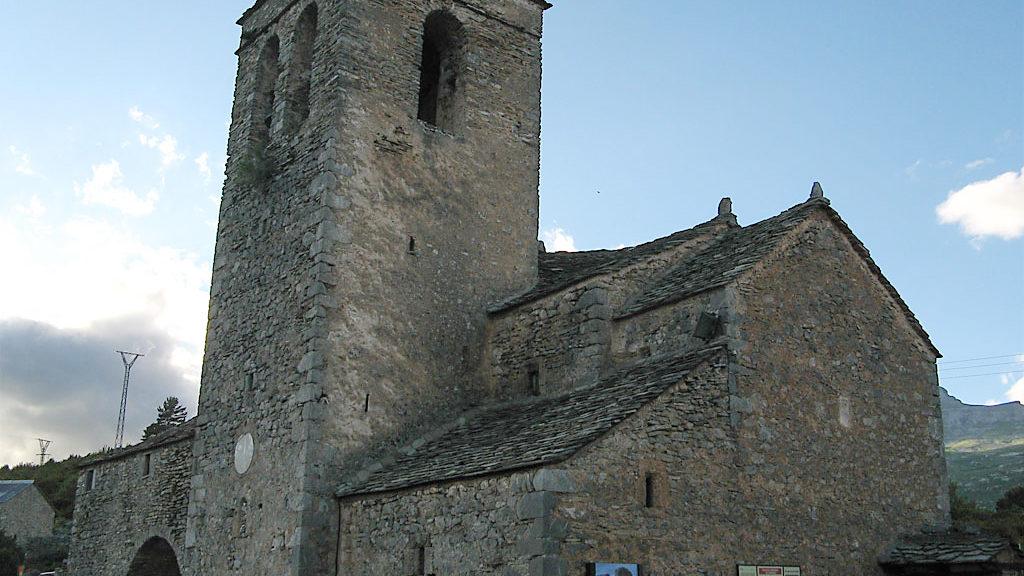 Iglesia de Tella