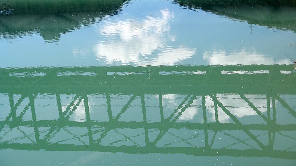 Río Gállego. La Peña Estación